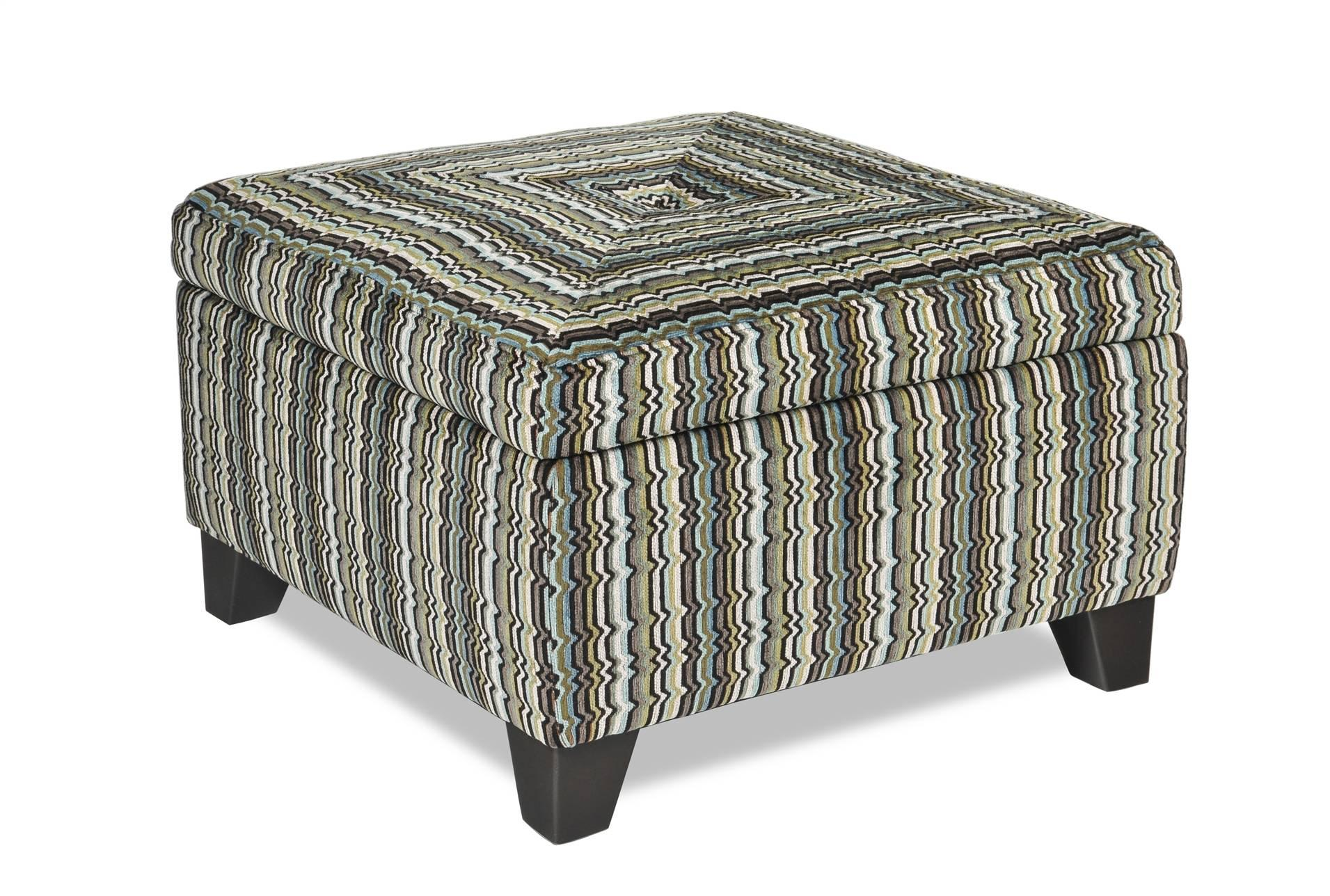 Merced Storage Cocktail Ottoman Collection