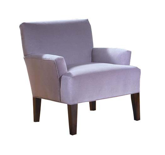 Elle Leather Chair Collection