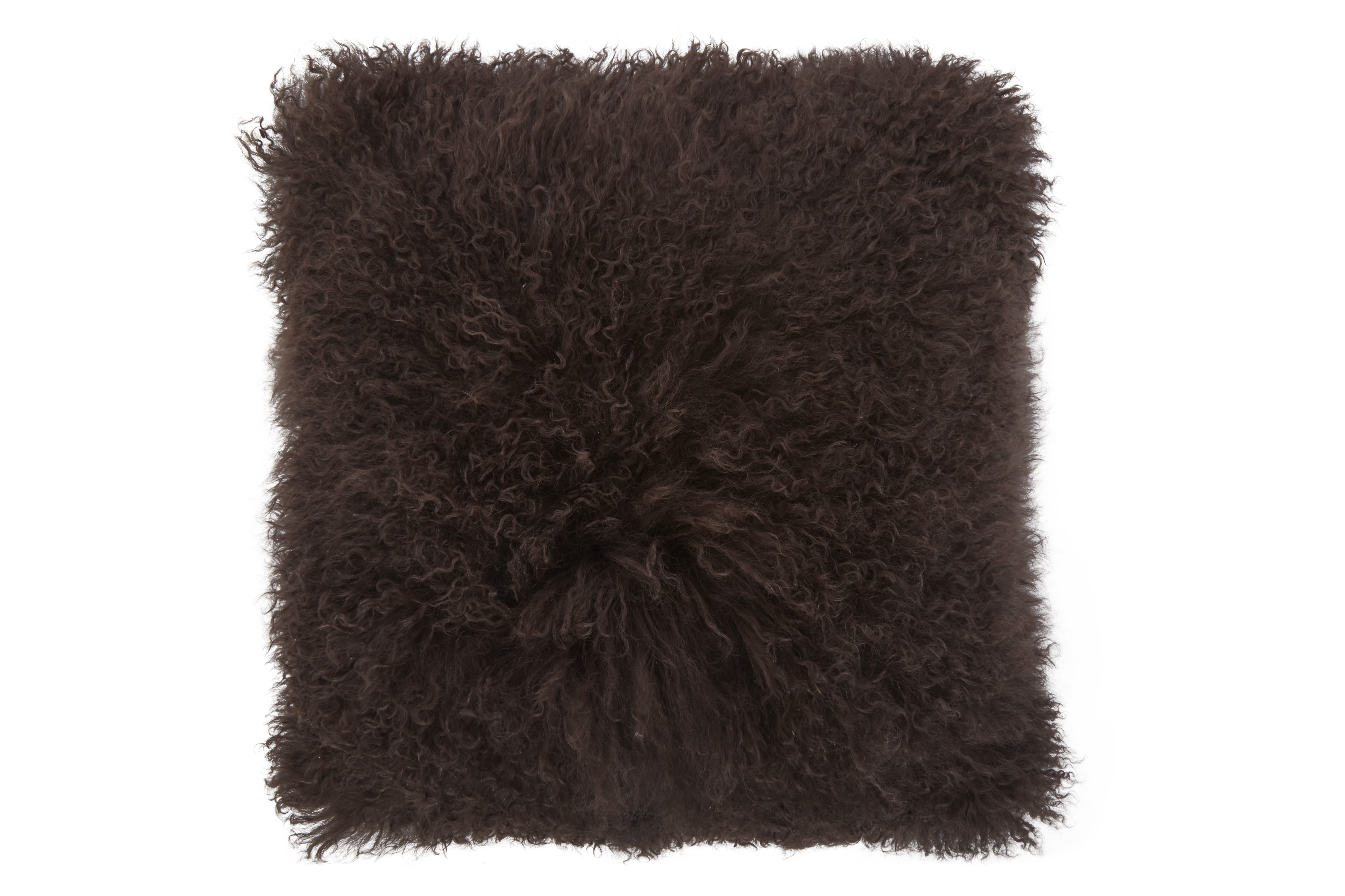 Mongolian Lamb Fur Tibby Chocolate Collection