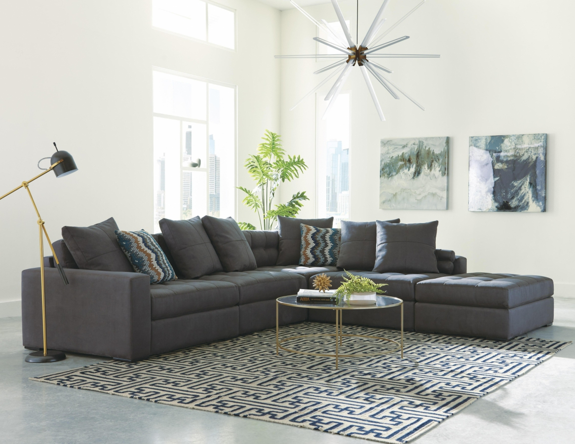 Super The Noah Collection Oversized Sectional Jonathan Louis Dailytribune Chair Design For Home Dailytribuneorg