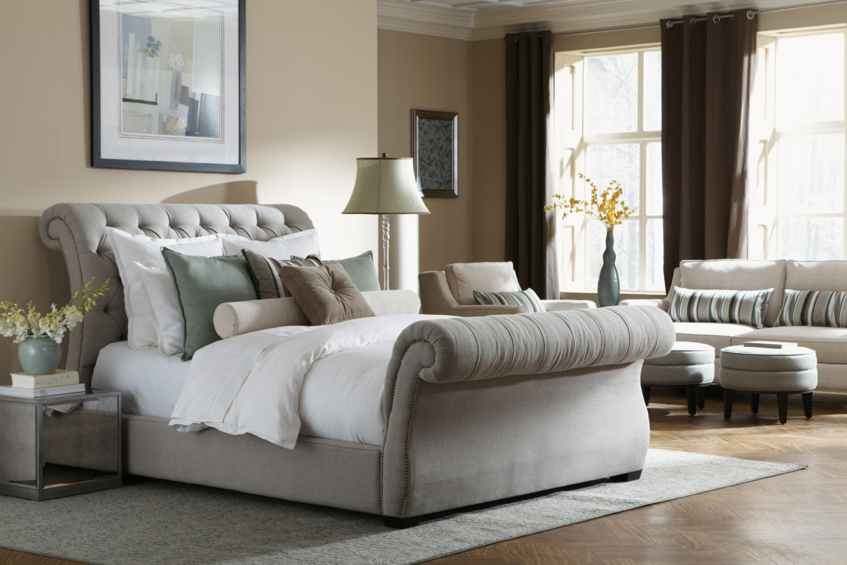 Astonishing The Malena Collection Sleigh Bed Jonathan Louis Caraccident5 Cool Chair Designs And Ideas Caraccident5Info