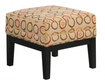 Merced Footstool Collection