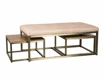 Trinity Double Nesting Ottoman Collection