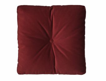 """16"""" Custom Button Tufted Toss Pillow Collection"""