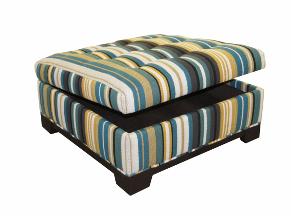 Elliot Storage Ottoman Collection