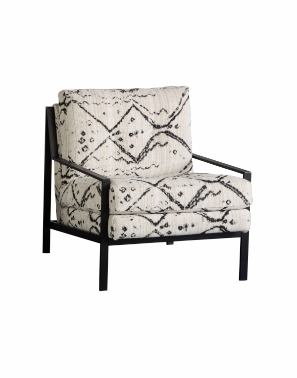 Jett Metal Black Chair Collection