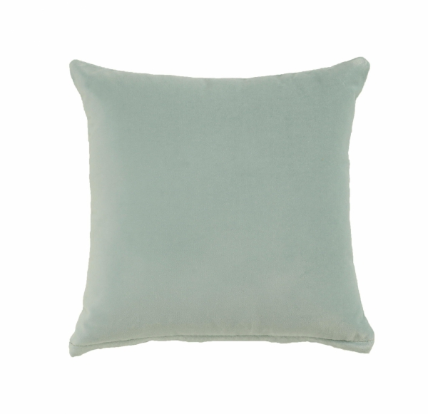 "17"" Square Knife Edge Pillow - Pluma Plush Collection"
