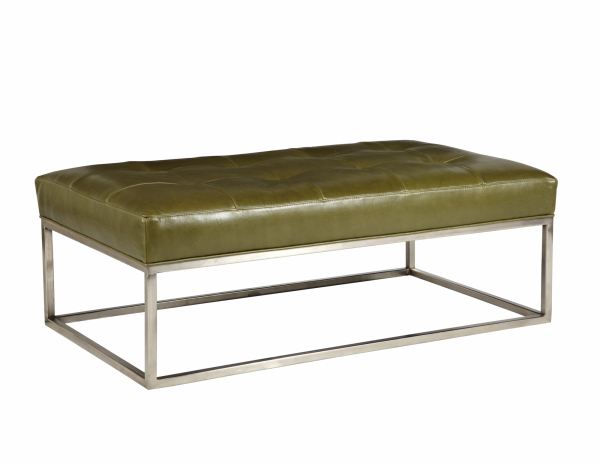 Copley Metal Cocktail Ottoman Collection